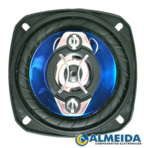 KIT QUADRIAXIAL 4 4R 55W RMS (ORION)