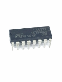 L 6599 DIP LCD/PLASMA/LED