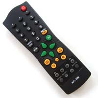 CONTROLE DVD CYBER HOME GC7372