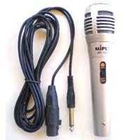 MICROFONE MP-126A C/CABO PRATA (MIPU)