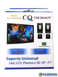 SUPORTE FIXO LCD/LED UNIVERSAL FIXO 10 A 71 QUALITY