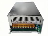 FONTE 12V 40A 500W METALICA (PWM STEADY)