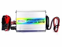 INVERSOR 12V USB DC 5V AC 110V 300W (ALLTECH)