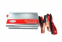 INVERSOR 12V USB DC 5V AC 220V 1200W (ALLTECH)