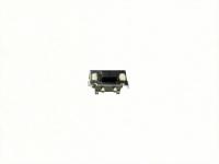 CHAVE TOQUE 4 TERMINAIS HORIZONTAL 3X6X3,5MM (MP3/TABLET/GPS