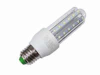 LAMPADA LED TIPO U  7W 6000K E27 (AXU)