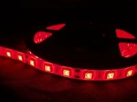 FITA LED 12V 5050 VERMELHA 300LEDS (5MTS)