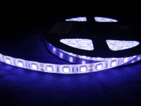 FITA LED 12V 5050 BRANCA FRIA 6500K 300LEDS (5MTS)