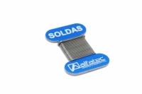 CARTELA DE SOLDA ALFATEC FIO 60SN/40PB (1,00MM)