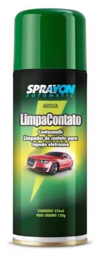 SPRAY LIMPA CONTATO P/ INJECAO ELETRONICA 250ML (SPRAYON)