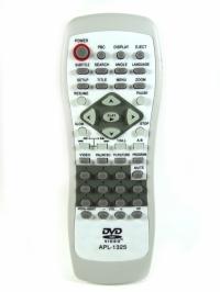 CONTROLE DVD GRADIENTE D-201 (GC7388)