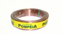 FIO BICOLOR CRISTAL 2X20 (0,50MM) POMPEIA