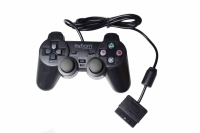 CONTROLE JOYSTICK C/ ANALOGICO PARA PS2/PS1 CTR-90 EXBOM