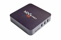 SMART TV BOX QUAD-CORE 4K/WI-FI/ANDROID 6.0  MXQ PRO