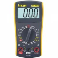 MULTIMETRO DIGITAL HM 1100 AC200/600V DC10A (HIKARI)