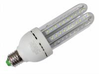 LAMPADA LED TIPO U 16W 6000K E27 (AXU)