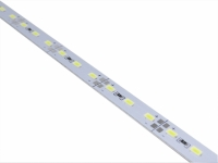 BARRA DE LED RIGIDA 5630 12V 72 LEDS 6500K (1,00MT)