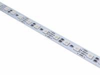 BARRA DE LED RIGIDA 5050 12V 60 LEDS RGB (1,00MT)