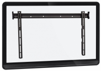 SUPORTE FIXO LCD/LED 32 A 84 STPF63 PRETO MULTIVISAO
