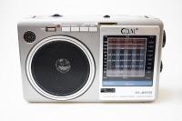 RADIO PORTATIL FM/USB/SD/SW 11 BANDAS GOAL GL-911U