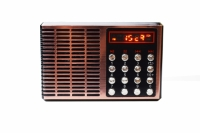 RADIO PORTATIL FM/USB/SD/SW 1 BANDA GOAL GL-0111U
