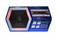 RADIO PORTATIL FM/USB/SD/SW 3 BANDAS GOAL GL-0117U
