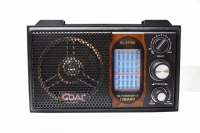 RADIO PORTATIL FM/AM/SW1-9 12 BANDAS GOAL GL-0110U