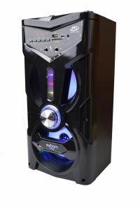 CAIXA DE SOM PORTATIL 12W C/ BLUETOOTH/MIC./FM/SD/USB EXBOM