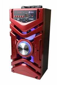 CAIXA DE SOM PORTATIL 12W C/ BLUETOOTH/MIC./FM/SD/USB VOXCUB