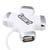 HUB 4 PORTAS USB 2.0 BRANCO CP-853