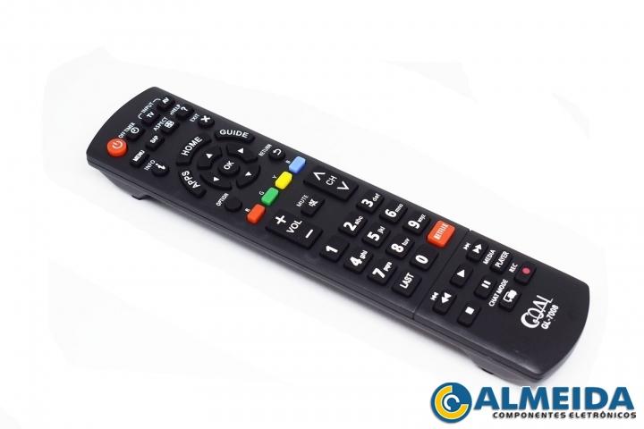 Componentes Eletrônicos Almeida - Controle Lcd Panasonic